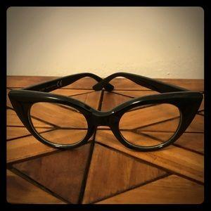 Cat eye Fashion Glasses- Vintage